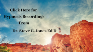 Hypnosis Recording by Dr. Steve G. Jones